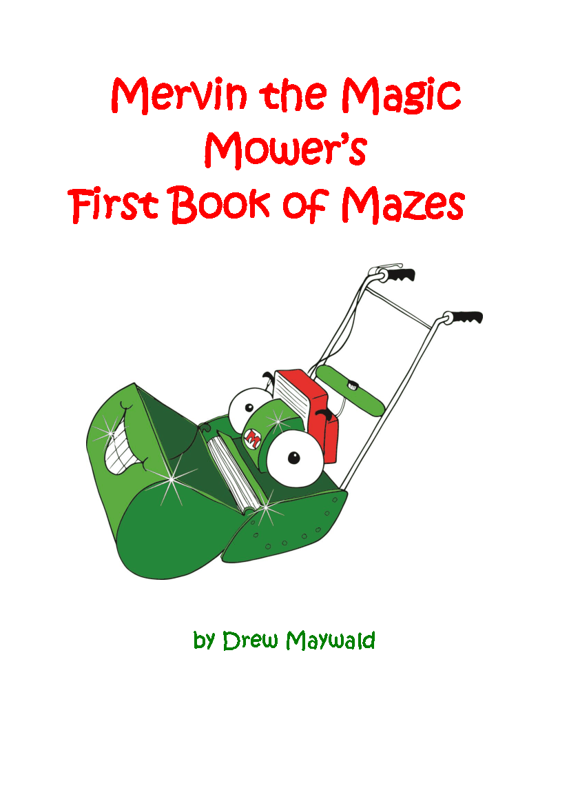 MMM First book of Mazes Cover1